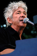 Ian McLagan and the Bump Band at Blues on the Green, Austin Texas, July 18, 2007