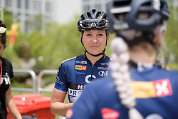 Ilona Hoeksma at Tour of Chongming Island - Stage 3. A 111.6km road race on Chongming Island, China on 7th May 2017.