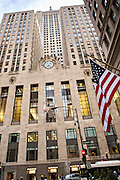 Chicago Board of Trade building Lasalle Street Chicago, IL.