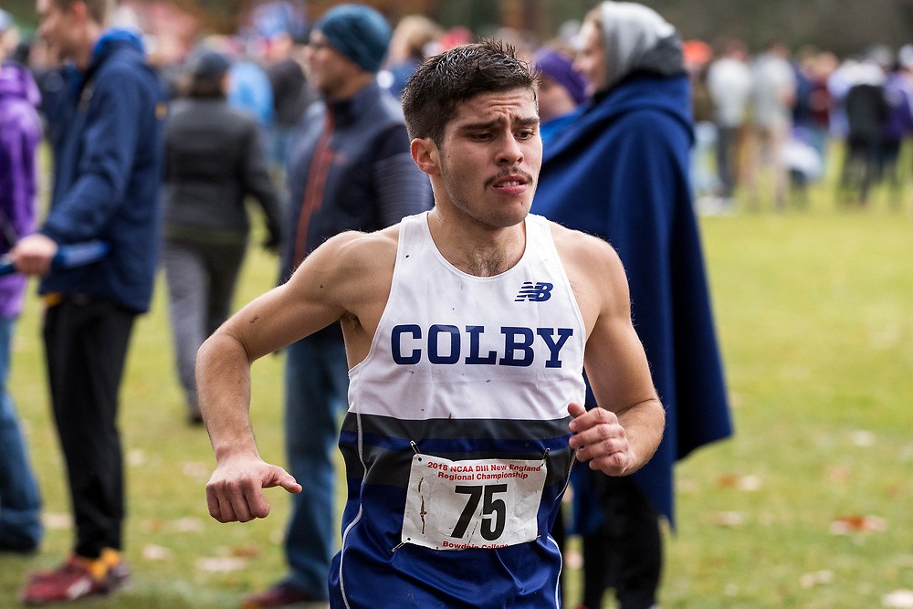 NCAA Division III Cross Country<br /> New England Regional Championship Race