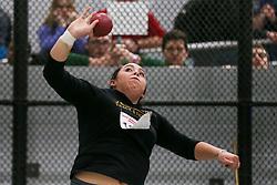 Shot, Vermont, Ferland<br /> Boston University Athletics<br /> Hemery Invitational Indoor Track & Field