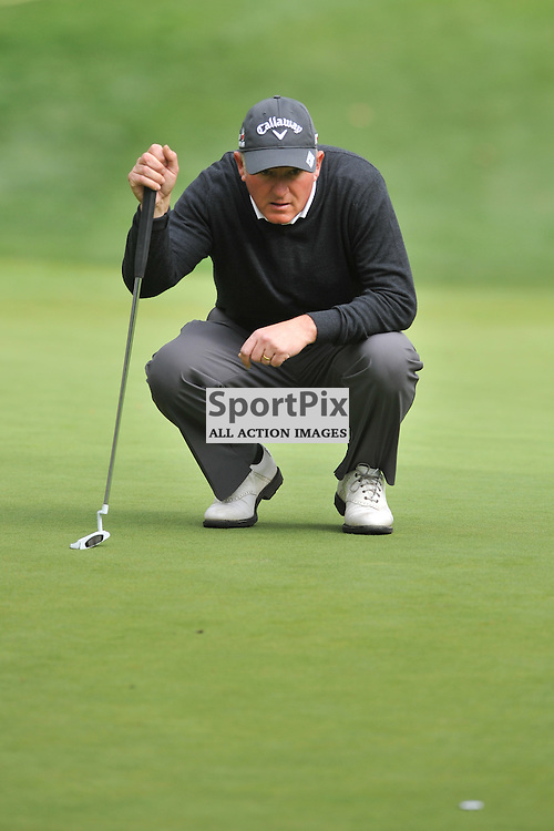 Peter Baker England,  British Masters, European Tour, Woburn Golf Club, 8th October 2015British Masters, European Tour, Woburn Golf Club, 8th October 2015