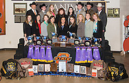 2016 National Champion Horse Judging Team Oklahoma State University Animal Science Department.