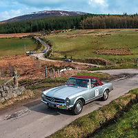 Car 37 Keith Ashworth / Nora Ashworth Mercedes-Benz 230SL