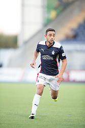 Falkirk's Tom Taiwo.<br /> Falkirk beat Cowdenbeath in a penalty shoot-out, second round League Cup tie played at The Falkirk Stadium.