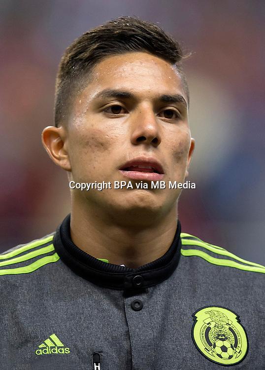 Fifa Men&acute;s Tournament - Olympic Games Rio 2016 - <br /> Mexico National Team - <br /> Carlos Salcedo