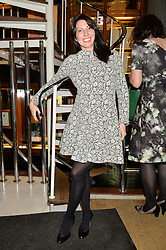 CHLOE BAIRD-MURRAY at a dinner in honour of Christy Turlington hosted by Porter magazine at Mr Chow, Knightsbridge, London on 18th November 2014.