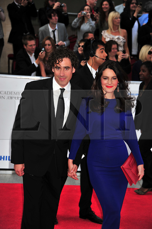 © licensed to London News Pictures. London, UK  22/05/11 Stephen Mangan  attends the BAFTA Television Awards at The Grosvenor Hotel in London . Please see special instructions for usage rates. Photo credit should read AlanRoxborough/LNP
