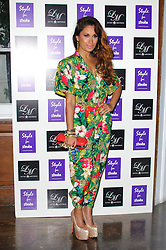 Preeya Kalidas at Style for Stroke - launch party held at No. 5 Cavendish Square, London, England, October 2, 2012. Photo by Chris Joseph / i-Images.
