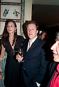 TOM PARKER BOWLES, Dylan Jones hosts a party for Brett Easton Ellis and his new book.- Imperial Bedrooms. Mark's Club. London. 15 July 2010.  -DO NOT ARCHIVE-© Copyright Photograph by Dafydd Jones. 248 Clapham Rd. London SW9 0PZ. Tel 0207 820 0771. www.dafjones.com.