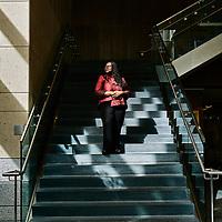 Boston University Law School Dean Angela Onwachi-Willig
