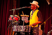 Cyril Neville with Royal Southern Brotherhood Band