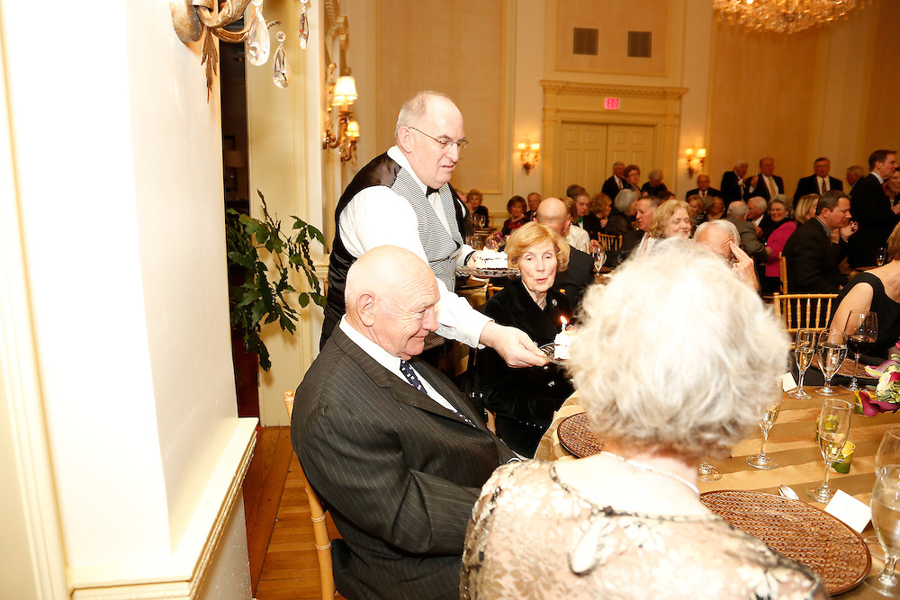 John R. Hall turned 80 and was thrown a huge party by his wife Donna, Friday, Nov. 30, 2012 at Idle Hour Country Club in Lexington.