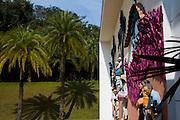 Brumadinho_MG, Brasil...Museu de Arte Contemporanea de Inhotim (CACI). Na Foto a Galeria Praca...Inhotim Contemporary Art Museum (CACI). In this photo the Praca Gallery...Foto: JOAO MARCOS ROSA /  NITRO