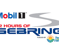 02 MOBIL 1 TWELVE HOURS OF SEBRING FUELED BY FRESH FROM FLORIDA