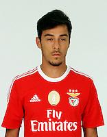 """Portugal - Primera Liga NOS 2015-2016 /  <br /> ( Sl Benfica ) - <br /> Joao Rafael de Brito Teixeira """" Joao Teixeira """""""