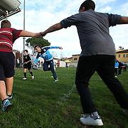 20161109 Rugby : Visita azzurri a Rieti