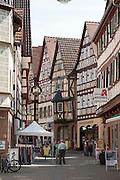 Altstadt Mosbach, Odenwald, Baden-Württemberg, Deutschland | Old Town Mosbach, Odenwald, Baden-Württemberg, Germany