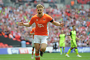 Blackpool v Exeter City 28/05/2017