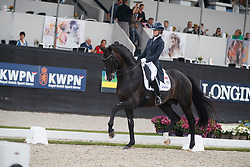 Fry Charlotte, GBR, Everdale<br /> Longines FEI/WBFSH World Breeding Dressage Championships for Young Horses - Ermelo 2017<br /> © Hippo Foto - Dirk Caremans<br /> 06/08/2017