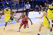DESCRIZIONE : Porto San Giorgio Lega serie A 2013/14  Sutor Montegranaro Varese<br /> GIOCATORE : Aubrey Coleman<br /> CATEGORIA : contropiee<br /> SQUADRA : Pallacanestro Varese<br /> EVENTO : Campionato Lega Serie A 2013-2014<br /> GARA : Sutor Montegranaro Pallacanestro Varese<br /> DATA : 23/11/2013<br /> SPORT : Pallacanestro<br /> AUTORE : Agenzia Ciamillo-Castoria/M.Greco<br /> Galleria : Lega Seria A 2013-2014<br /> Fotonotizia : Porto San Giorgio  Lega serie A 2013/14 Sutor Montegranaro Varese<br /> Predefinita :