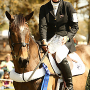 Donna Smith and Call Me Clifton at Red Hills Horse Trials in Tallahassee, Florida