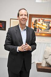 JULIAN TREGER at the Moet Hennessy Pavilion of Art & Design London Prize 2009 held in Berkeley Square, London on 12th October 2009.
