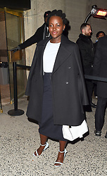 Calvin Klein Fashion Show arrivals at New York Fashion week 2018<br /><br />13 February 2018.<br /><br />Please byline: Vantagenews.com