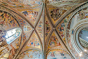 Duomo di Orvieto Fresco. Painter Luca Signorelli.