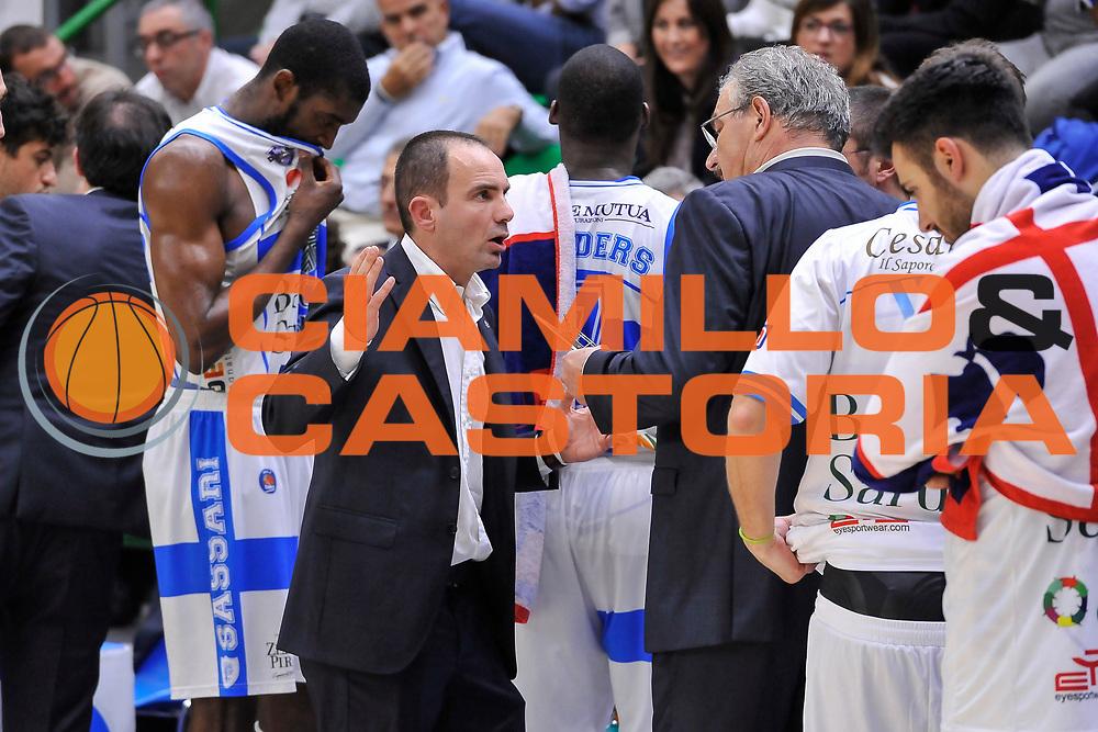 DESCRIZIONE : Campionato 2014/15 Dinamo Banco di Sardegna Sassari - Sidigas Scandone Avellino<br /> GIOCATORE : Romeo Sacchetti Paolo Citrini<br /> CATEGORIA : Allenatore Coach<br /> SQUADRA : Dinamo Banco di Sardegna Sassari<br /> EVENTO : LegaBasket Serie A Beko 2014/2015<br /> GARA : Dinamo Banco di Sardegna Sassari - Sidigas Scandone Avellino<br /> DATA : 24/11/2014<br /> SPORT : Pallacanestro <br /> AUTORE : Agenzia Ciamillo-Castoria / Luigi Canu<br /> Galleria : LegaBasket Serie A Beko 2014/2015<br /> Fotonotizia : Campionato 2014/15 Dinamo Banco di Sardegna Sassari - Sidigas Scandone Avellino<br /> Predefinita :