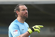 Burton Albion goalkeeper Stephen Bywater (1) during the EFL Sky Bet League 1 match between Burton Albion and Luton Town at the Pirelli Stadium, Burton upon Trent, England on 27 April 2019.