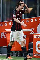 Delusinone Riccardo Montolivo Milan<br /> Milano 6-01-2016 Stadio Giuseppe Meazza - Football Calcio Serie A Milan - Bologna. Foto Giuseppe Celeste / Insidefoto