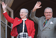 Queen Margrethe II 73th birthday