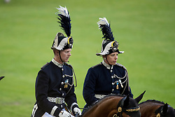 The Swedish Royal Stables<br /> Opening Ceremony<br /> CHIO Aachen 2016<br /> © Hippo Foto - Dirk Caremans<br /> 12/07/16
