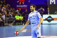 Jeremy Suty - 05.03.2015 - Montpellier / Cesson Rennes - 17eme journee de Division 1<br />Photo : Andre Delon / Icon Sport
