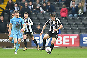 Notts County midfielder Matty Virtue (6) during the EFL Sky Bet League 2 match between Notts County and Coventry City at Meadow Lane, Nottingham, England on 7 April 2018. Picture by Jon Hobley.