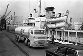 1963 - Shell tankers refuelling USCGC Half Moon