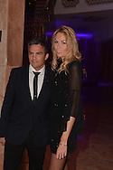 &copy;www.agencepeps.be/ F.Andrieu - France -Paris - 131216 - Soir&eacute;e Remise des prix &quot;The Best&quot; de Massimo Gargia<br /> Pics: Richard Virenque et son &eacute;pouse