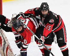 Robert Morris Women's Ice Hockey vs. Toronto Jr. Aeros (September 23, 2016)