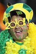 2010 World Cup - Brazil v Cote d'Ivoire