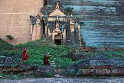 Minggun Paya, Mandalay, Burma