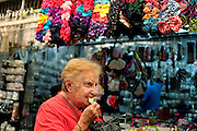 FORT LAUDERDALE, FL - March 21:  People visit at the Swap Shop  flea market on March 21, 2014 in FORT LAUDERDALE, FL. Giant indoor and outdoor flea market with a free circus, amusement rides, video arcade, and drive-in movies. (Photo by Michael Bocchieri/Bocchieri Archive)