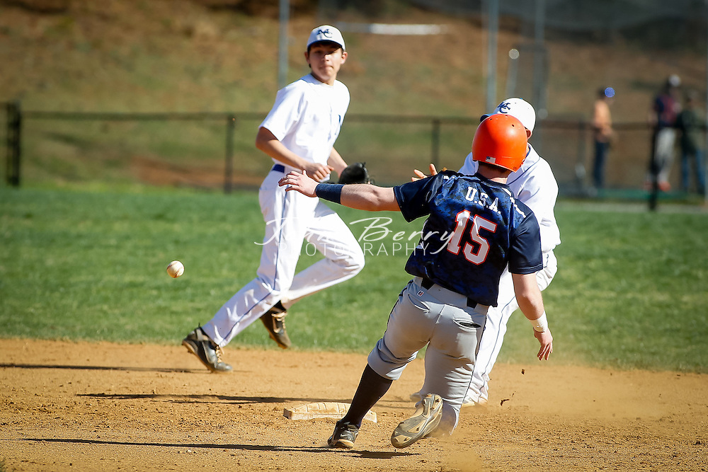 April/13/13:   MCHS Varsity Baseball vs Orange.  Madison defeats the Hornets 15-3 in 4 1/2 innings.