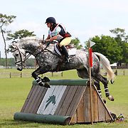 Danielle Dichting and Tops at the Florida International in Ocala, Florida.