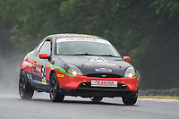 #154 SCRUTON / HOOPER Ford Puma  during CSCC Cartek Motorsport Modern Classics with Cartek Motorsport Puma Cup as part of the CSCC Oulton Park Cheshire Challenge Race Meeting at Oulton Park, Little Budworth, Cheshire, United Kingdom. June 02 2018. World Copyright Peter Taylor/PSP.