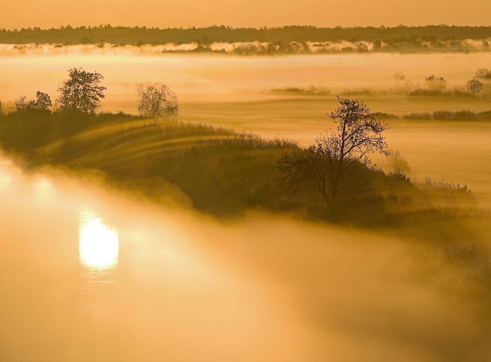 Kasari river, Kloostri, Estonia