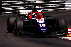 May 25, 2018 - Montecarlo, Monaco - 16 Arjun MAINI from India of TRIDENT RACING during the Monaco Formula One Grand Prix  at Monaco on 23th of May, 2018 in Montecarlo, Monaco. (Credit Image: © Xavier Bonilla/NurPhoto via ZUMA Press)