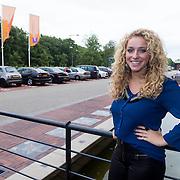 NLD/Hilversum/20130902 - Perspresentatie deelnemers Expeditie Robinson 2013, Zimra Geurts