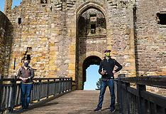 Dirleton Castle reopens, Dirleton, 18 September 2020