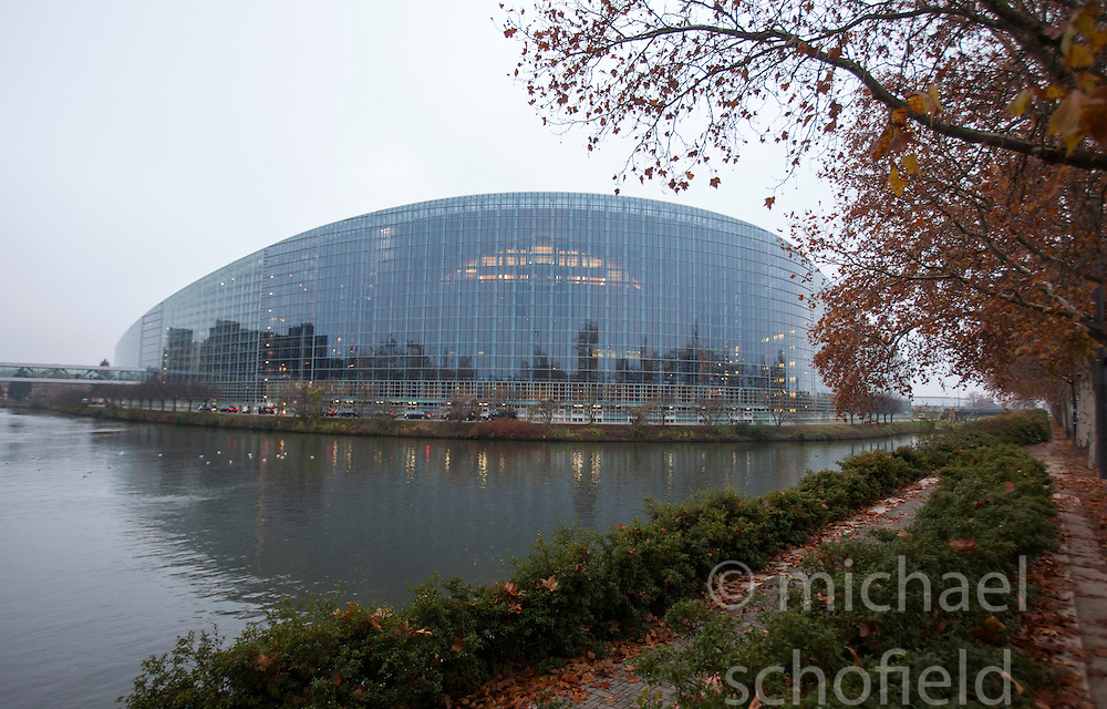 The city of Strasbourg (France) is the official seat of the European Parliament. The Parliament's buildings are located in the Quartier Européen (European Quarter) of the city, which it shares with other European organisations which are separate from the European Union's. Previously the Parliament used to share the same assembly room as the Council of Europe. Today, the principal building is the Louise Weiss building, inaugurated in 1999.